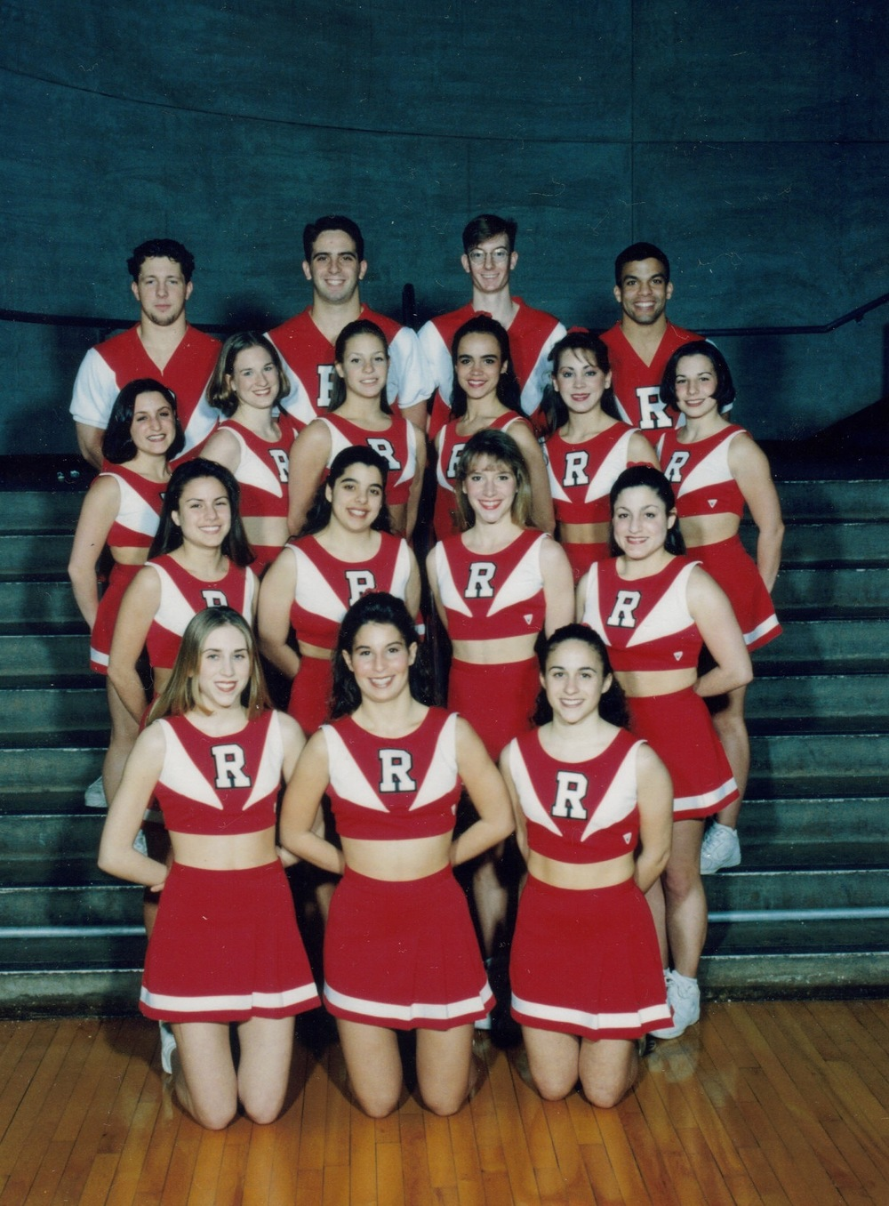 1995–1996 Cheerleaders