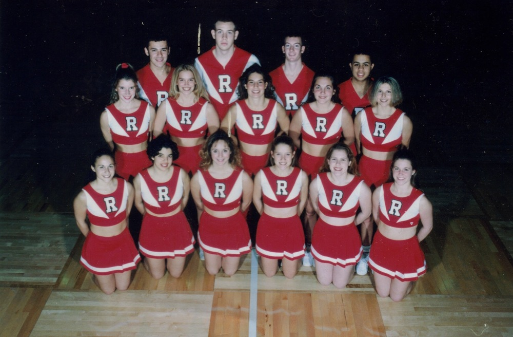 1996–1997 Cheerleaders (B-Team)