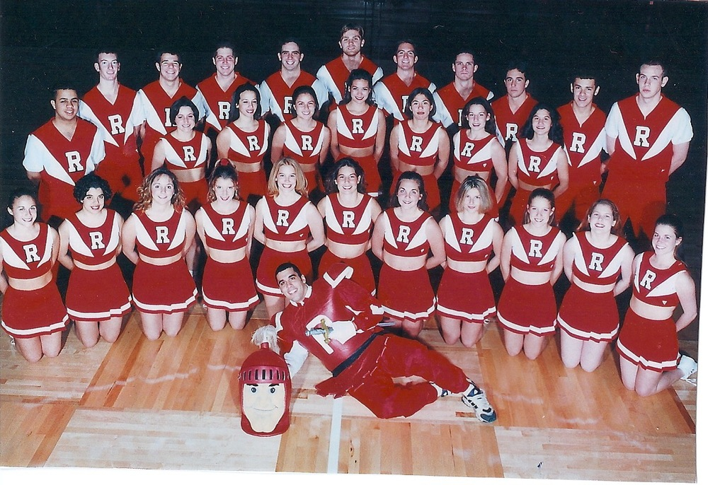 1996–1997 Cheerleaders