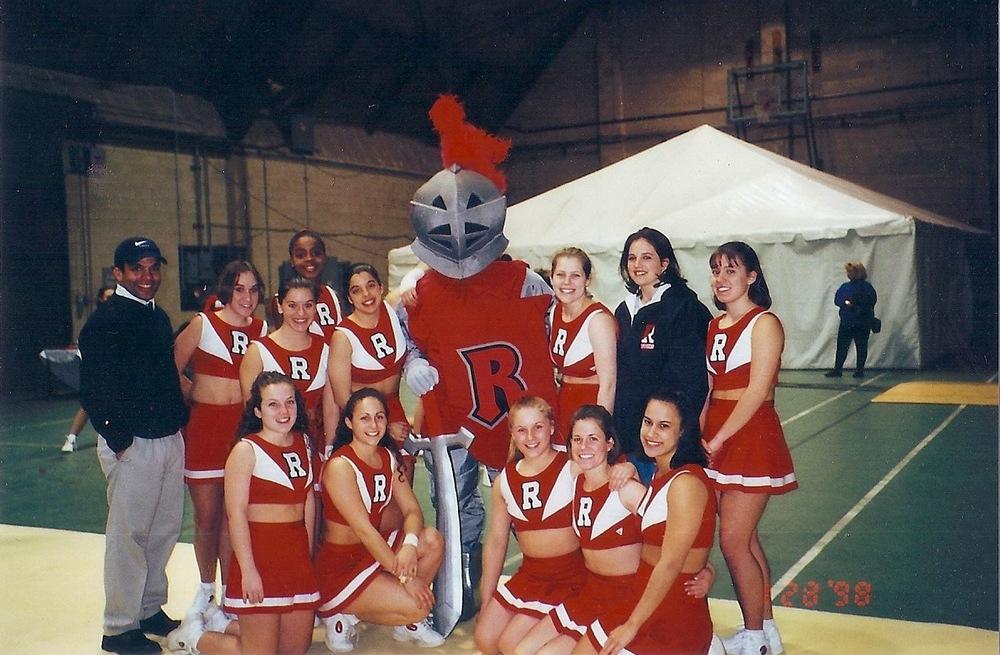 1998 — Basketball