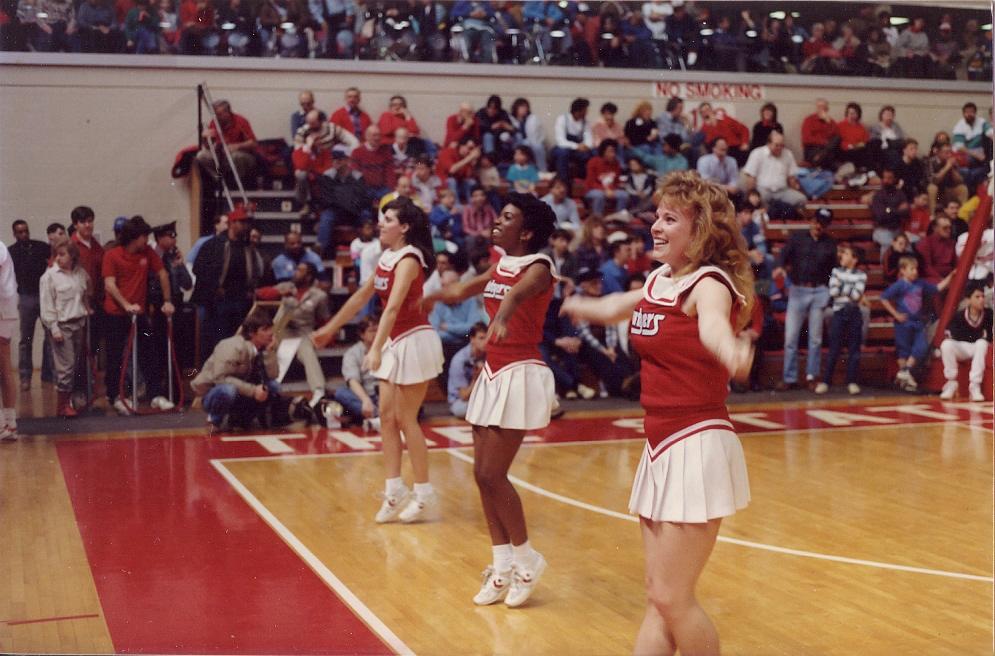 1988 — Basketball
