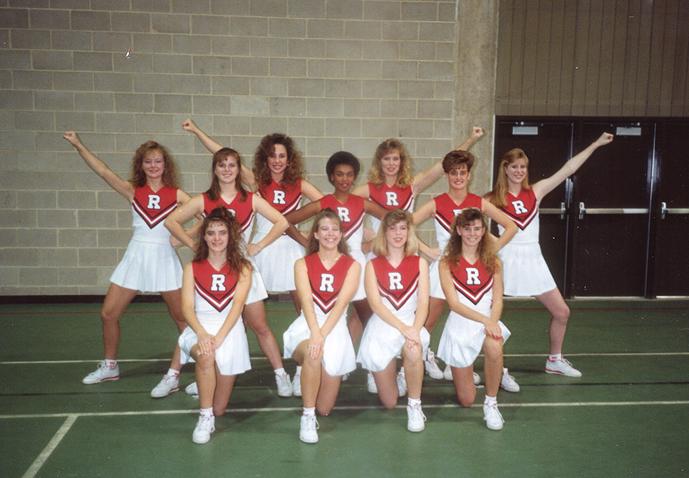 1990–1991 Dance Team