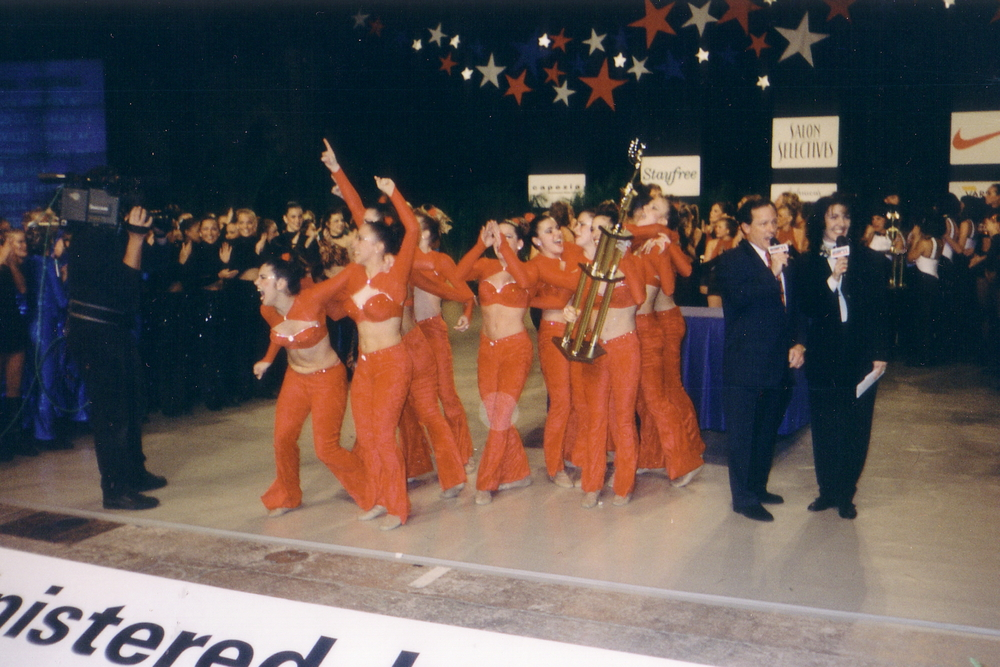 1998 — Nationals