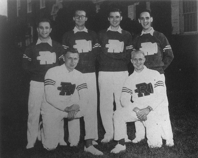 1952 — Football