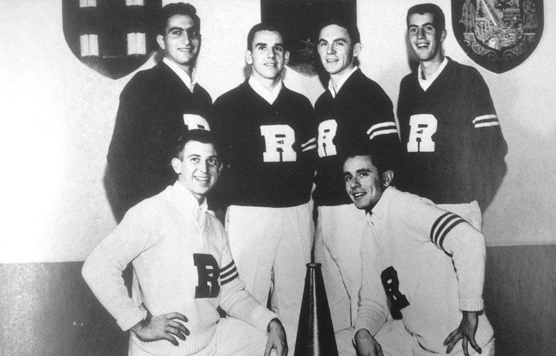 1954 — Football