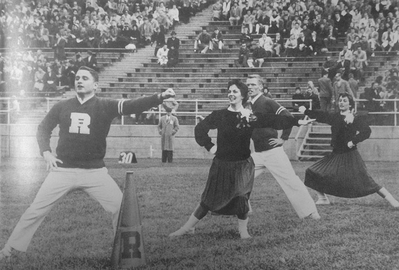 1958 — Football