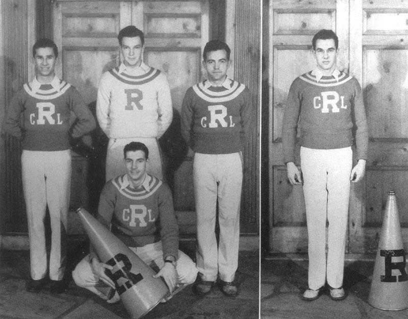 1941-42 — Spirit Program