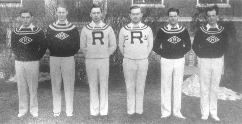 1930–31 — Cheerleaders