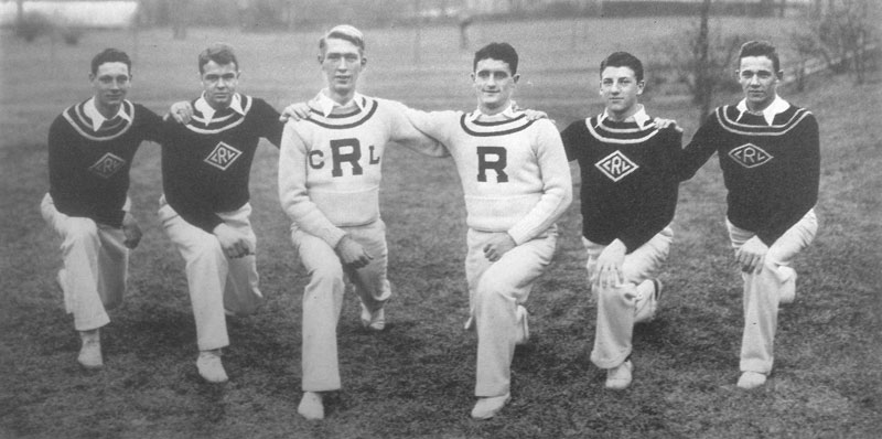1932-33 Cheerleaders