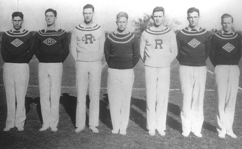 1933-34 Cheerleaders