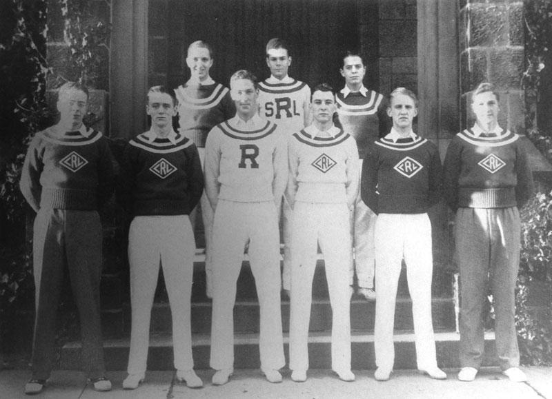 1937-38 Spirit Program