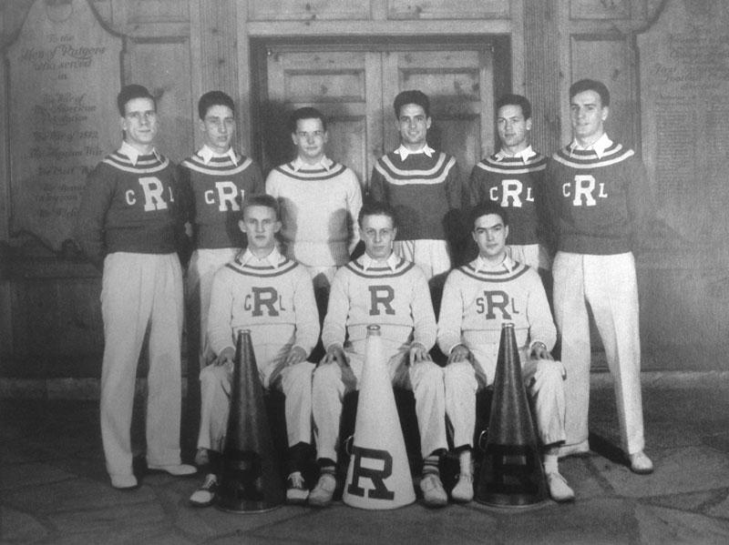 1938-39 Spirit Program