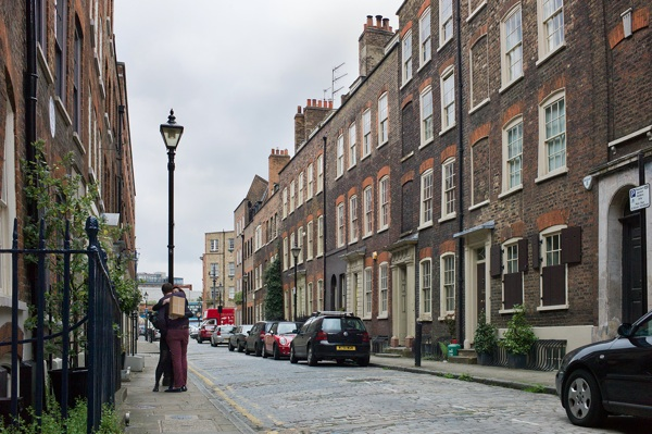 Elder Street is admired for its well preserved Georgian terraces which are among the oldest in London