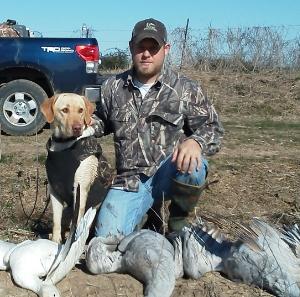 Brad Gordy - Texas