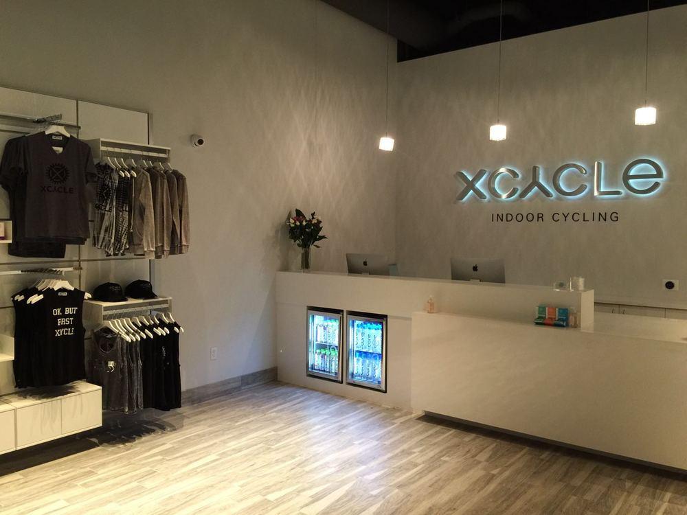 XCYCLE Studio Design | Indoor Cycle Design