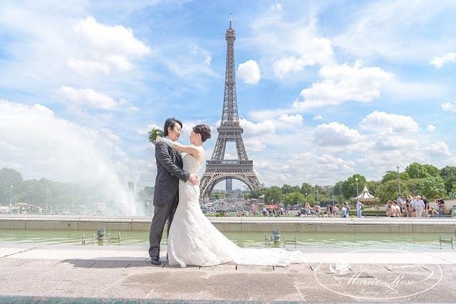 It's a great day💓#最高の夏 #マリエローズパリウェディング#エッフェル塔#パリ#パリフォトツアー#パリフォトウェディング #パリロケーションフォト#ハネムーン#プレ花嫁#ウェディング#海外ウェディング#海外挙式#ウェディングフォト #paris#parisphoto#photowedding#toureiffel#eiffeltower #honeymoon#bride#france