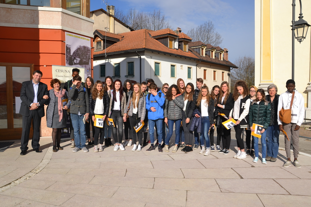 Convegno Letteratura e Grande Guerra - Altopiano di Asiago,Cesuna (VI)