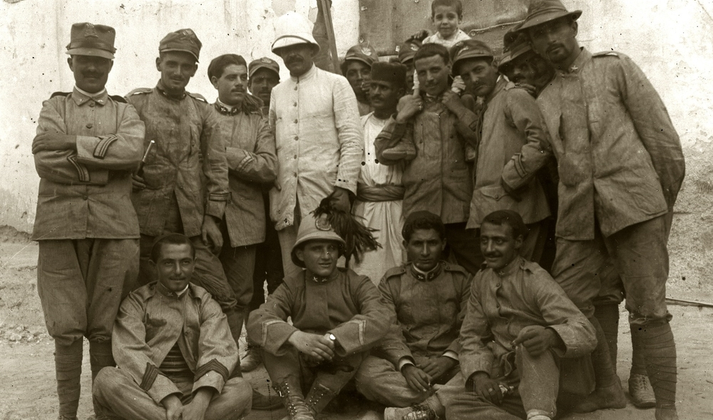 185 - Bersaglieri in Libia.JPG