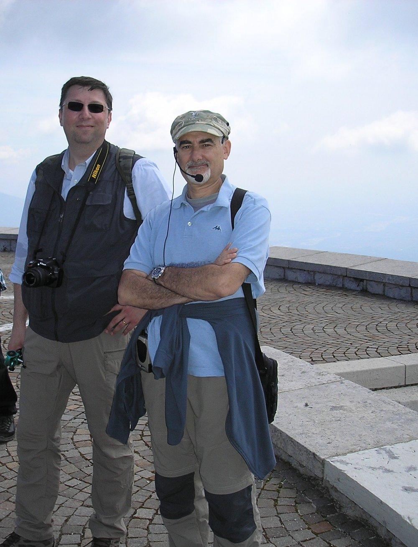 Stefano Aluisini e Ruggero Dal Molin