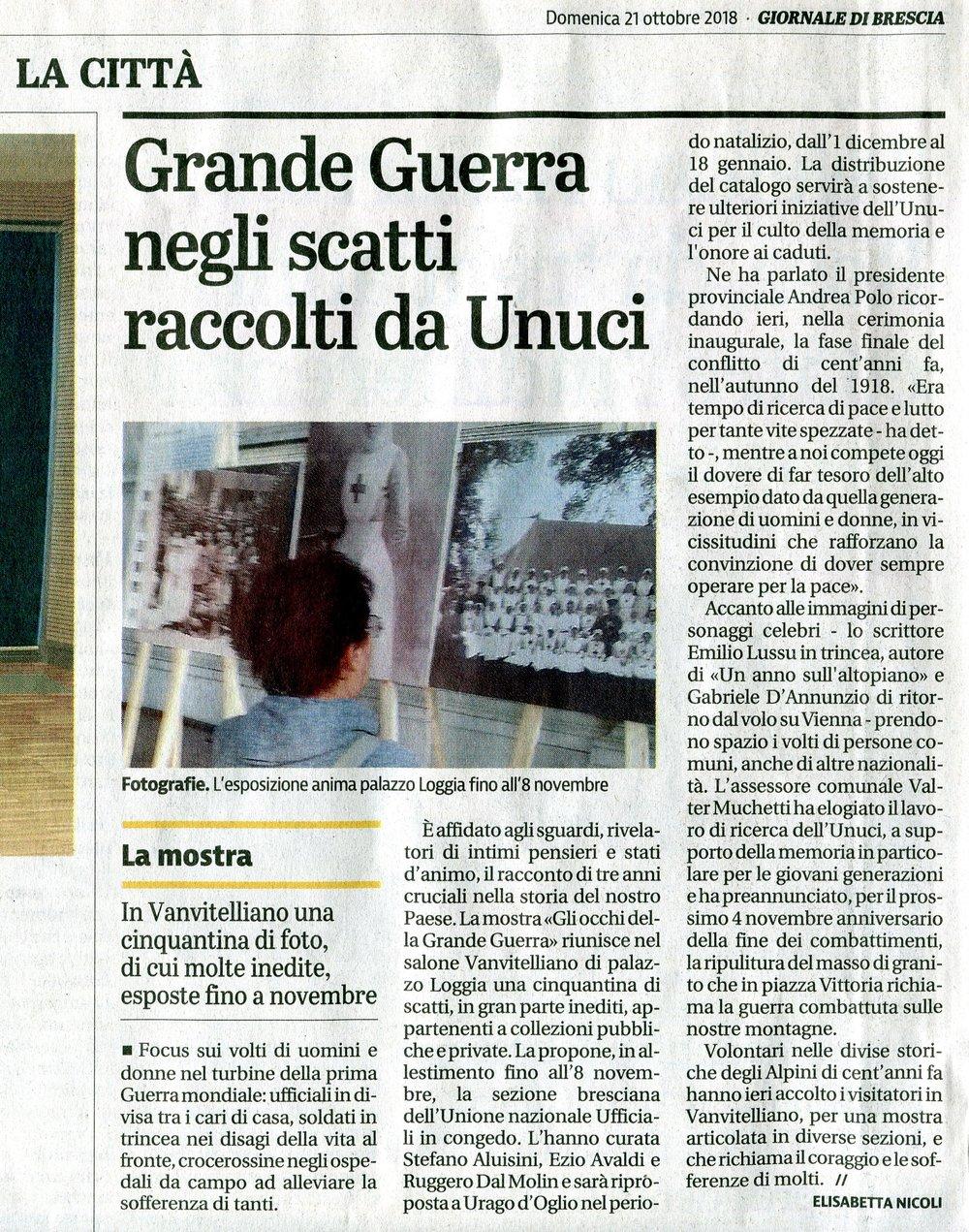 articolo giornale di brescia mostra 21 ottobre 2018.jpg