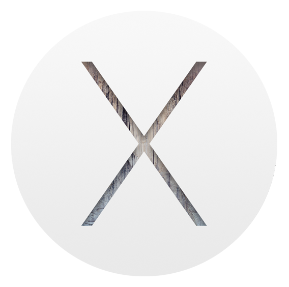 Image of Yosemite logo from apple.com
