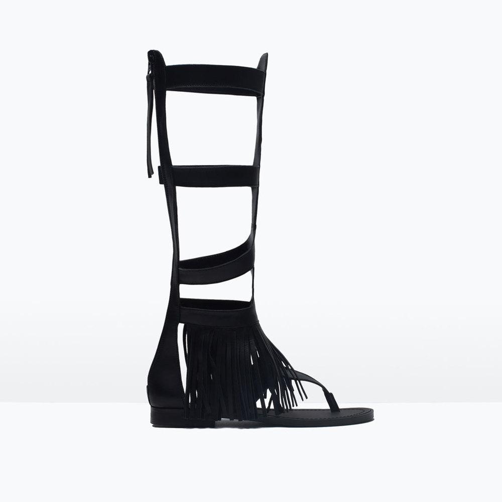 Zara Roman Sandal