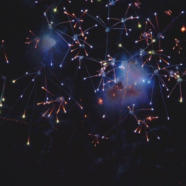 浅草の花火  #fireworks #japan #tokyo #japantravel #浅草 #hanabi  #summer #festival