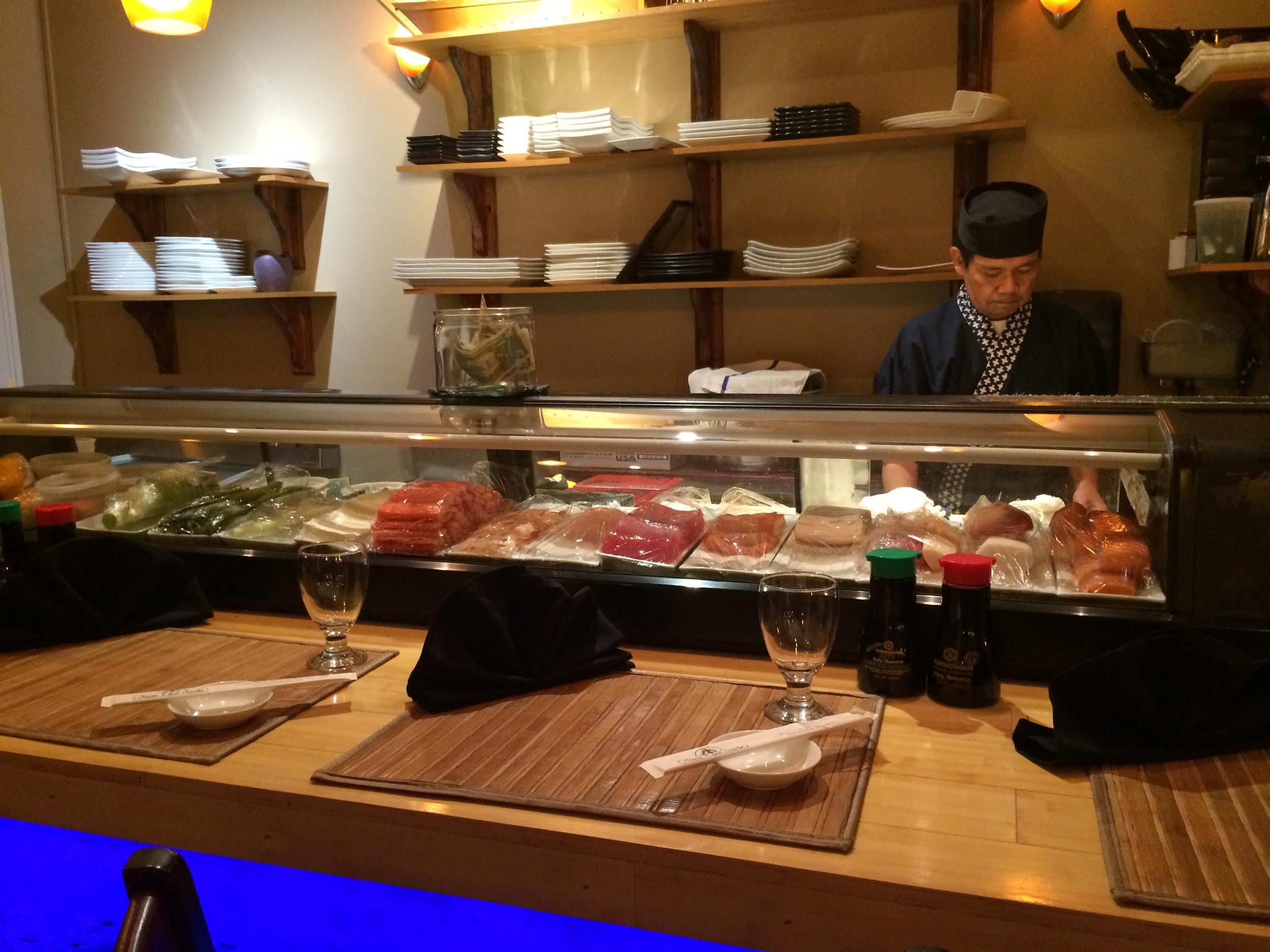 siam thai sushi restaurant