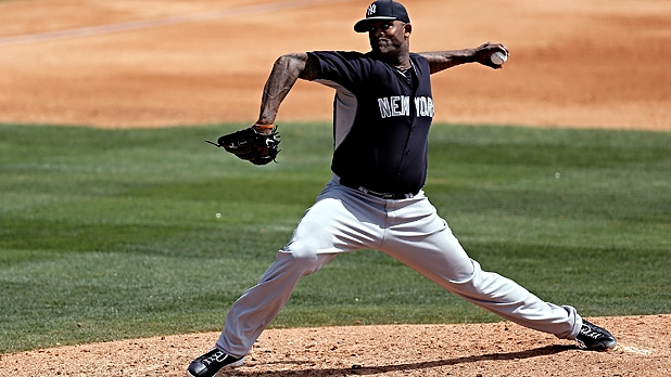 MensJournal.com    How C.C. Sabathia Got Skinny  C.C. Sabathia strolled into this spring training looking thin ner, inspiring another wave of headlines about his dramatic weight loss. After three offseasons of gradual alterations to his training and eating habits, Sabathia had finally fully transformed his formerly hefty load of fat into lean muscle.