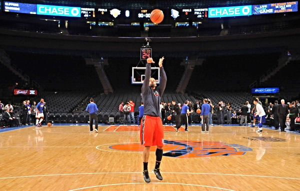 The New York Times         Ohio A Call-Up's Tiny Window to Impress   Andre Emmett was shooting jumpers in an empty arena at the edge of Nevada when the N. B.A. came calling two weeks ago. He was nearly seven years removed from his last N.B.A. game, and now the Nets were making him an offer: a contract for 10 days.