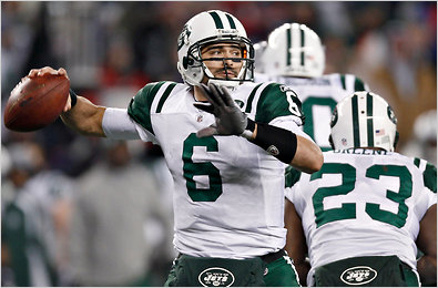 The New York Times    For Jets, Abbreviated Turnaround May Help  FLORHAM PARK, N.J. — It is good to have a short memory in the N.F.L. For the Jets, who play Thursday night against the Denver Broncos, their two-and-a-half-day turnaround is the quickest way to move beyond their sobering 37-16 loss to the New England Patriots on Sunday night.