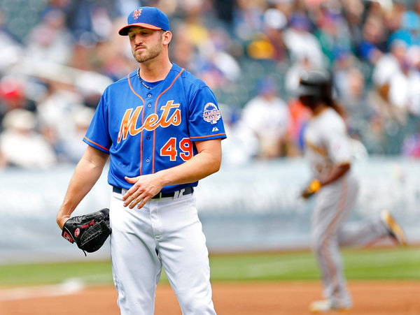The New York Times   PIRATES 11, METS 2: Niese Stays Consistent--Consistently Bad  Before the season, Jon Niese stood out as a model of consistency and the logical choice as the Mets ace. But after another dreadful performance on Saturday , Niese will have to regain his reputation for dependability.