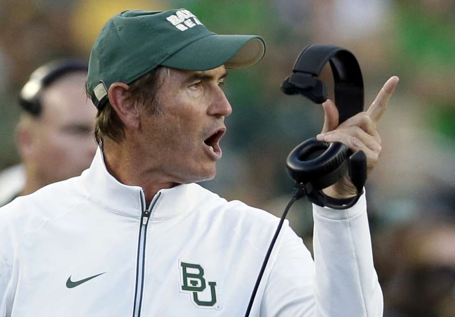 The Houston Chronicle   Can Art Briles, like some have done, revive his blemished career?  Rarely does a coach entangled in controversy simply give in.Art Briles is facing the sort of accusation that can end a coaching career: that he was complicit in helping protect football players accused of sexual assault.
