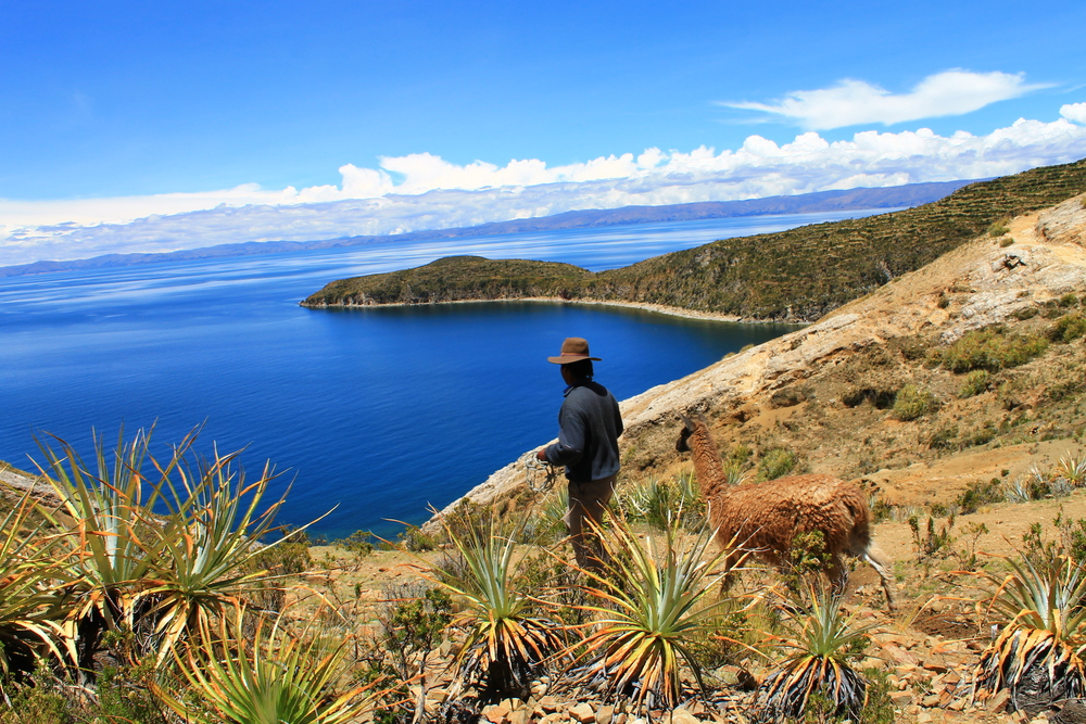 ✜ BOLIVIA ✜   country overview