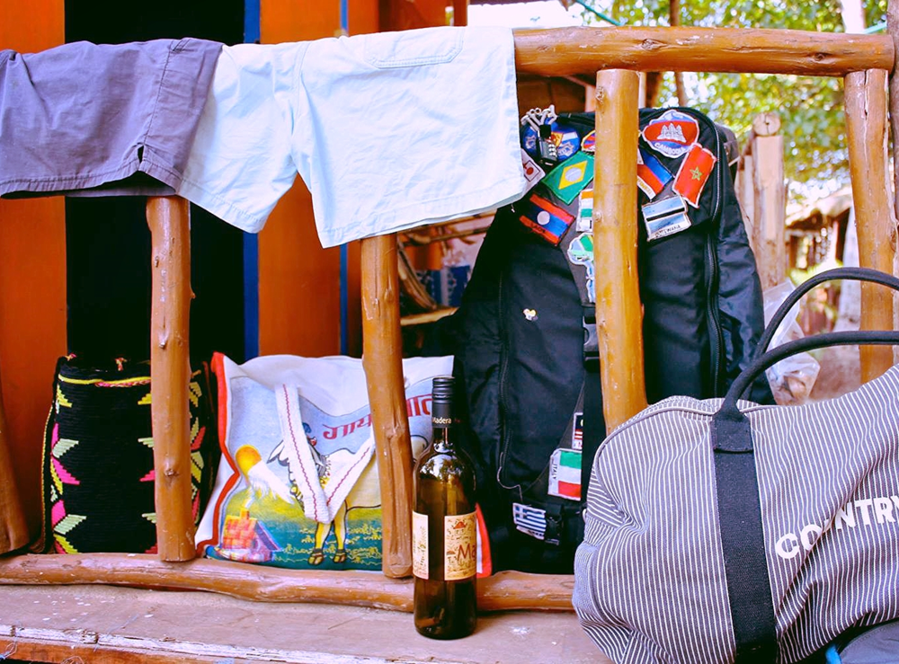 packing guide backpacking trip