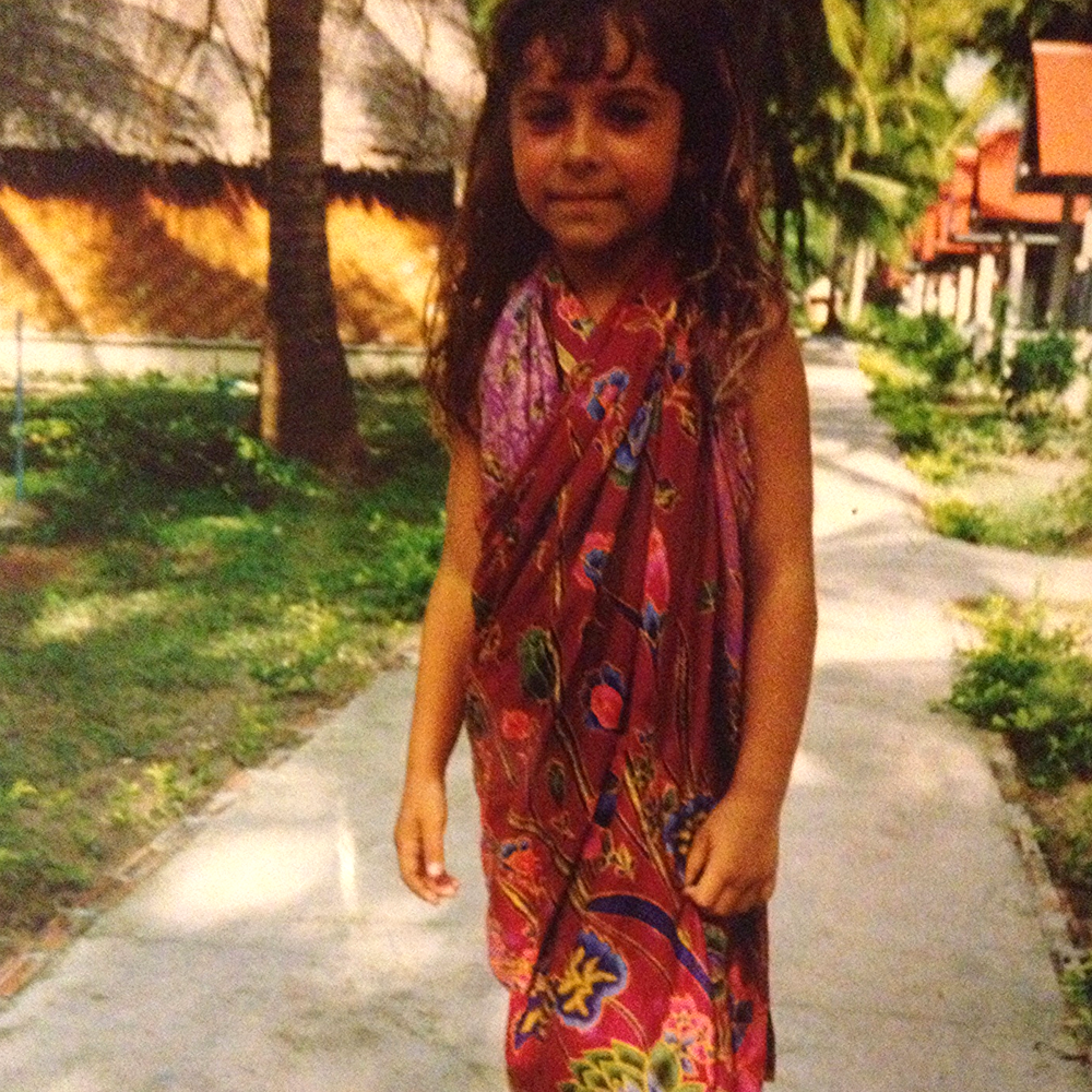 Bali chic, before Bali was cool
