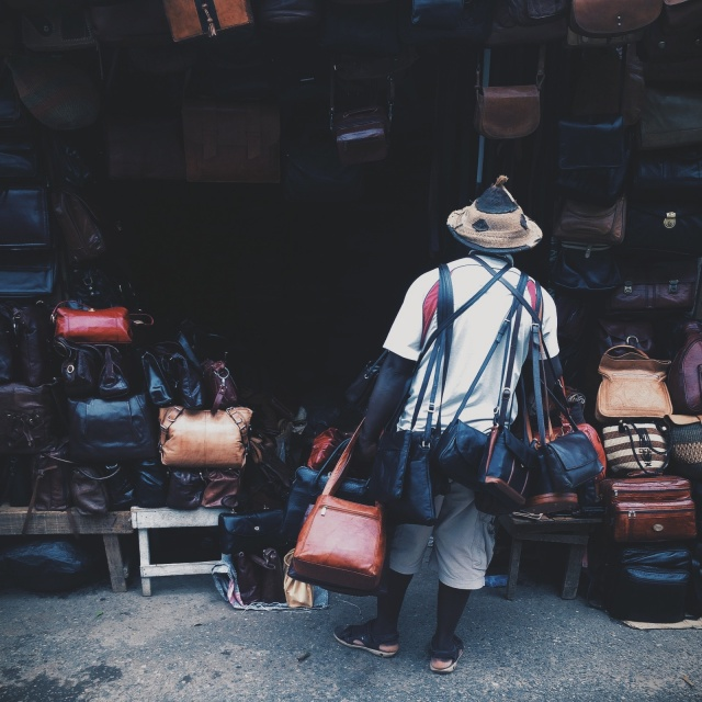 ghana travel guide budget backpack africa