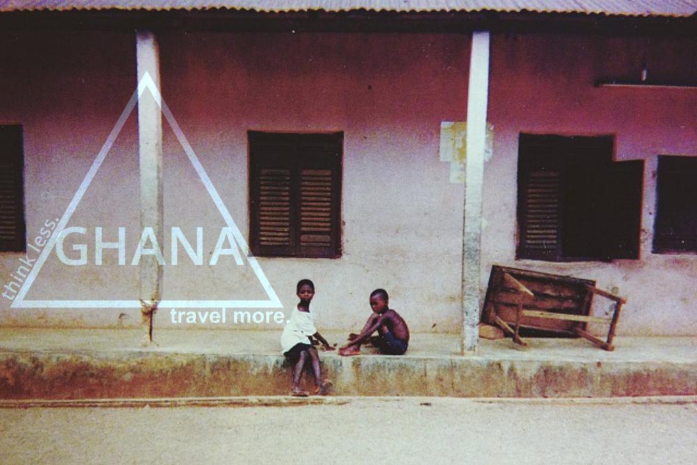 budget travel guide backpack ghana