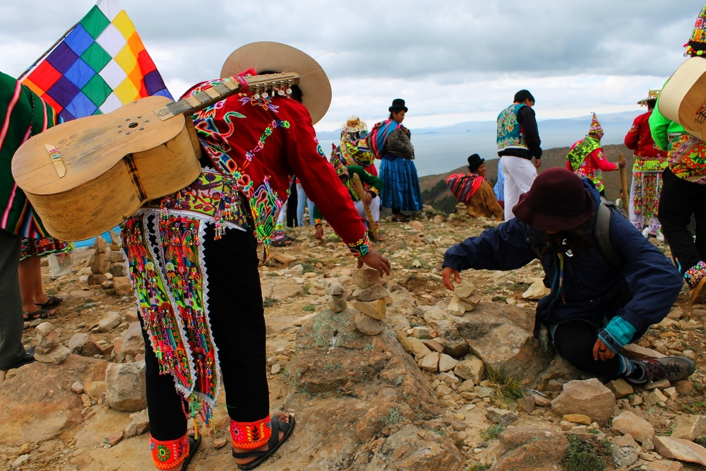 lake titicaca isla del sol end of mayan calendar celebration travel guide