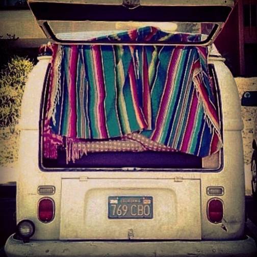 sayulita mexico travel car volkswagen van