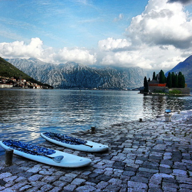 sup montenegro travel guide