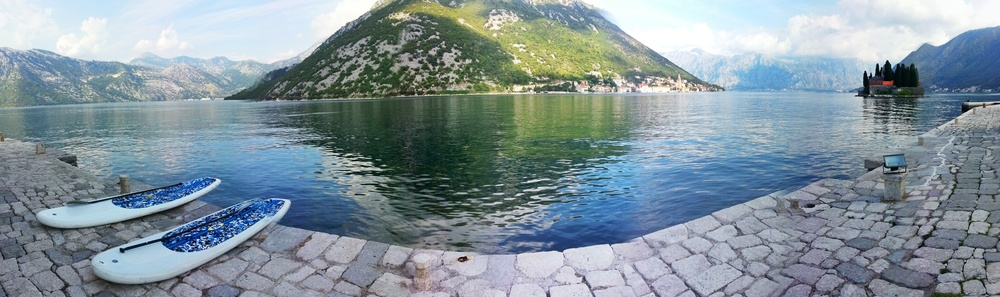 our lady of the rocks montenegro travel guide bay or kotor stand up paddle