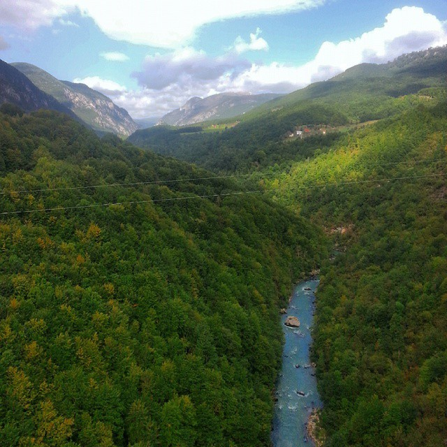 tara river gorge montenegro travel guide