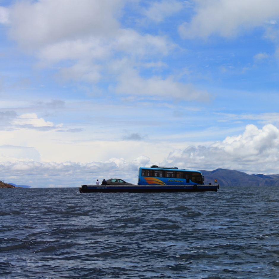 cross lake titicaca travel guide bus bolivia