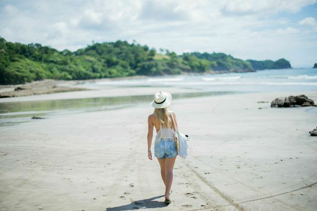 carley rudd nicaragua beach playa