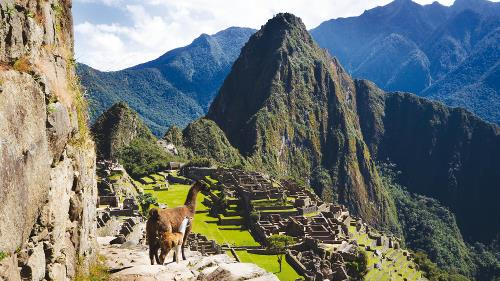 peru machu pichu budget travel destination