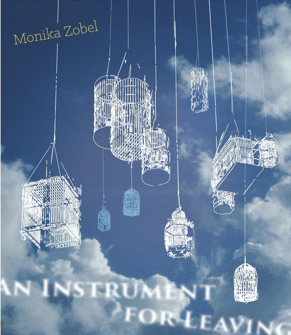 "the sun is out & so is Monika Zobel's AN INSTRUMENT FOR LEAVING, the winner of our 2013 Book Prize! Here's what Dorothea Lasky has to say about Zobel's book:    ""Zobel's poetic hauntings here are like the uncanny feeling of a strange bird in the hand, inescapably present, humming to the dark, smuggling us off with her in an odd and beautiful motionless flight.""   order now—-www.slopeeditions.org"