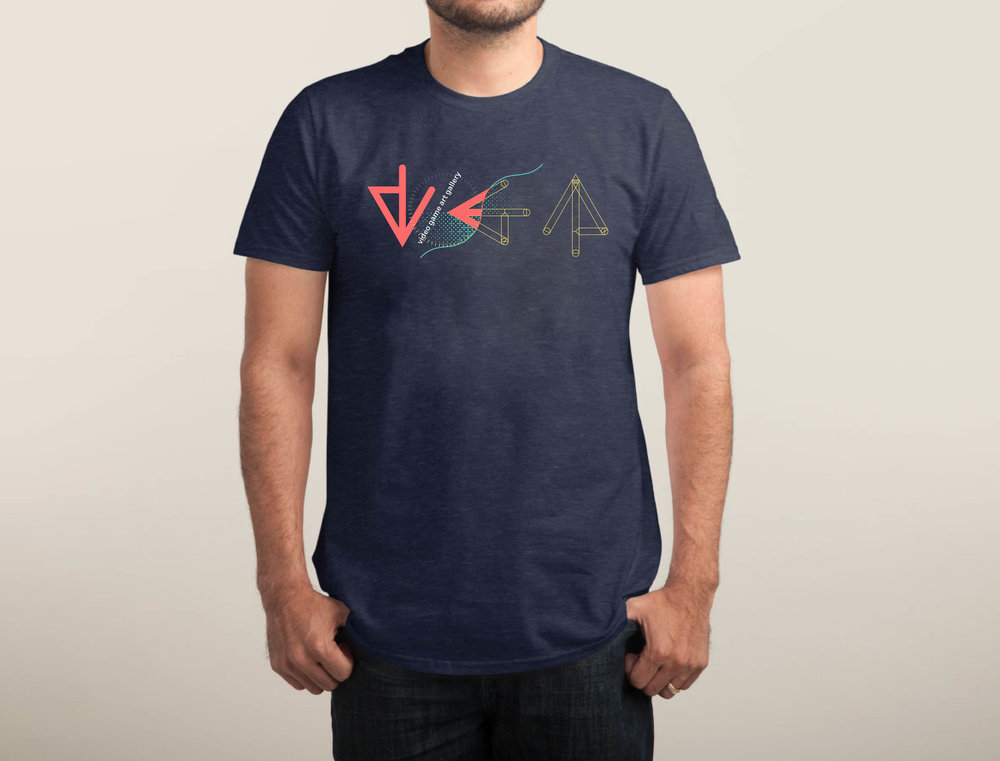 Shop New VGA T-Shirts! Enjoy 15% off for a limited time!