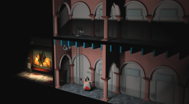 Screenshot from Destroyer, 2015. Image courtesy Josuhe H. Pagliery and Johann H. Almenteros