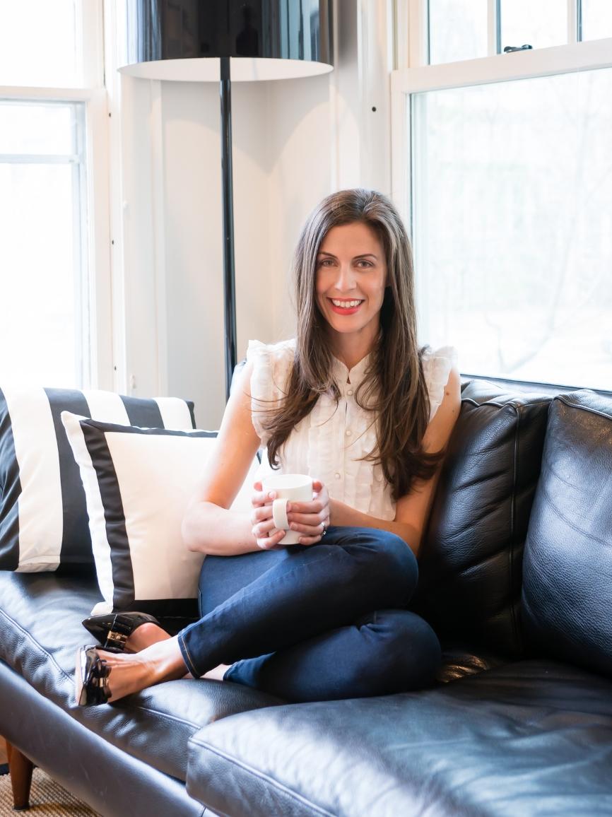 Nicole Botsman of Dezaar Interiors